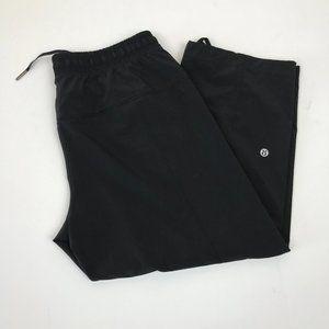 Lululemon Wide Leg Crop Windbreaker Pant Size 4